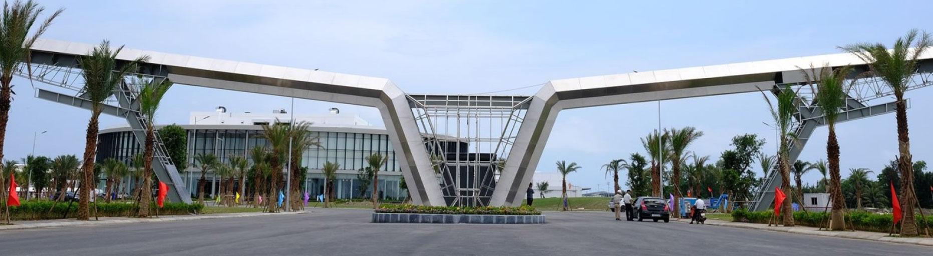 Công trình nhà máy VinFast